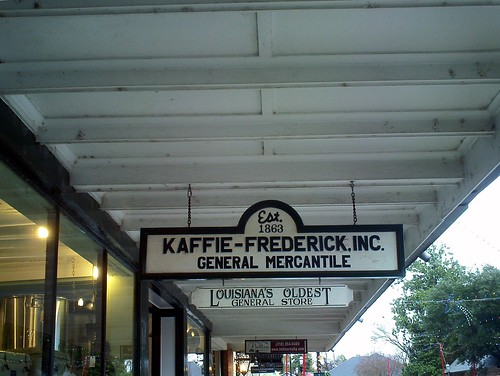 Kaffie-Frederick General Mercantile Store