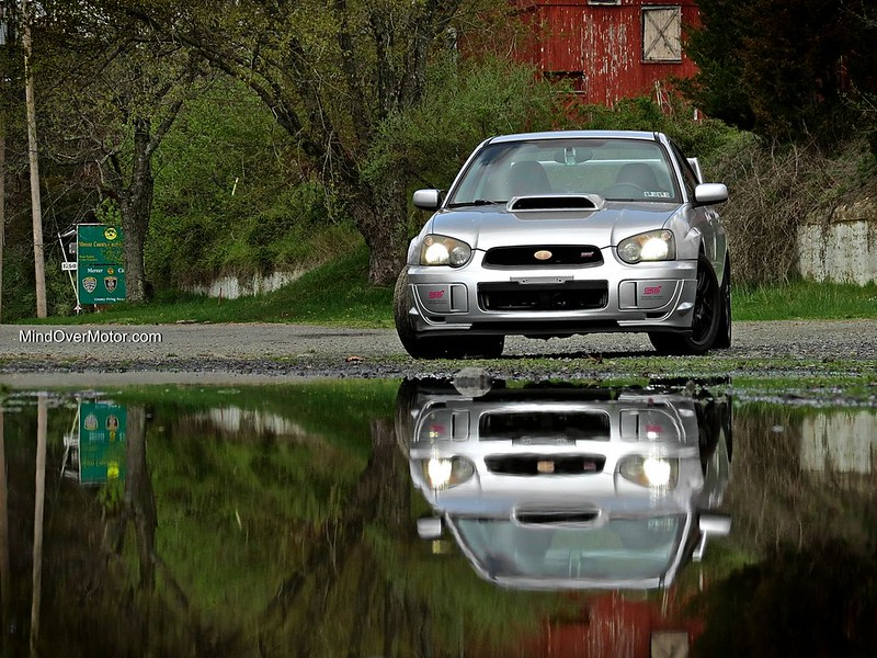 2004 Subaru Impreza WRX STi reviewed by Mind Over Motor