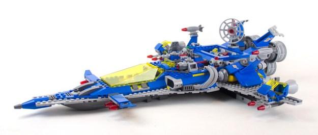 Benny's Classic Spaceship!! 01