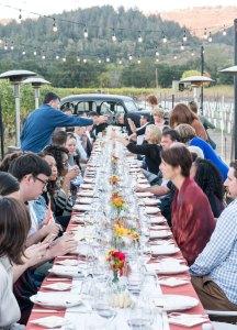 Ballentine Harvest Dinner 2016