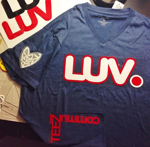 Live Ur Vision  [LUV] by communiTEEZ