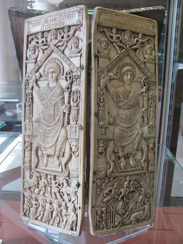 Consular Diptych of Fl. Anatasius Probus