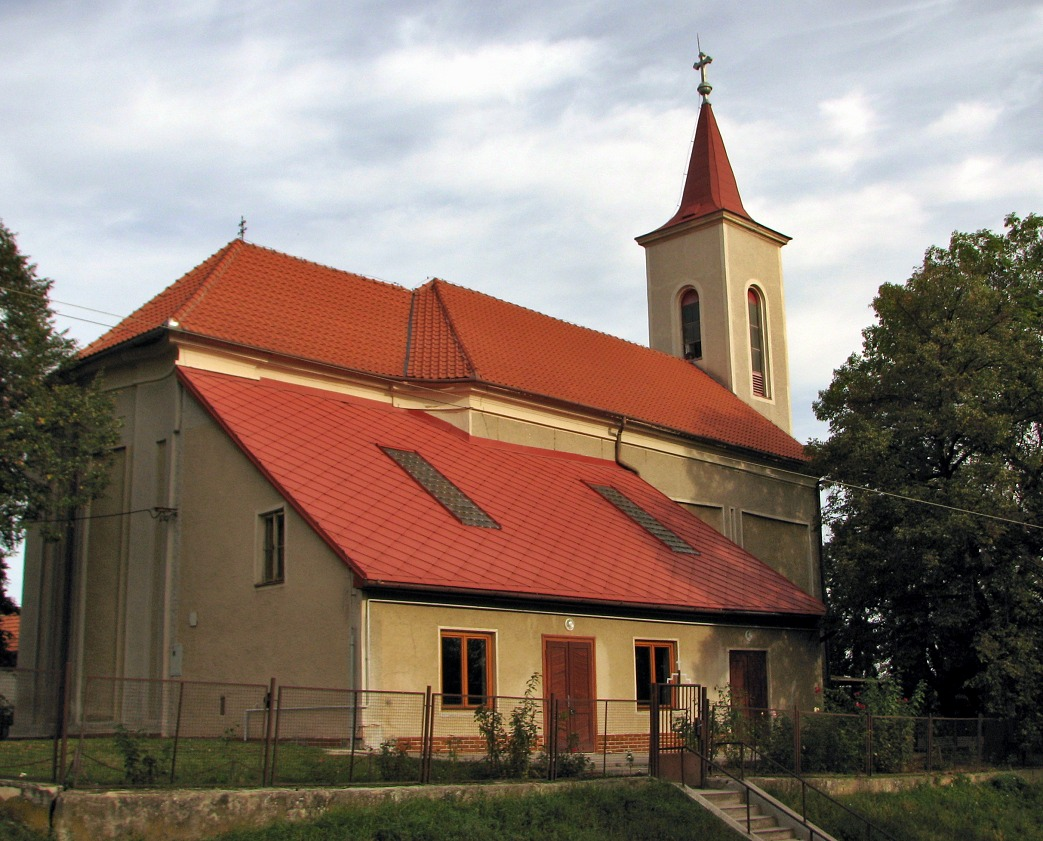 Starý kostol v Neninciach