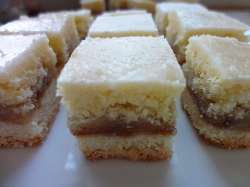 almond apricot squares by the james kitchen