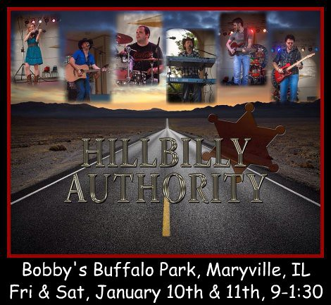 Hillbilly Authority 1-10, 1-11-14