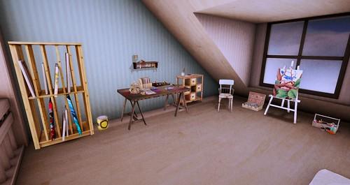 The Artist's Loft