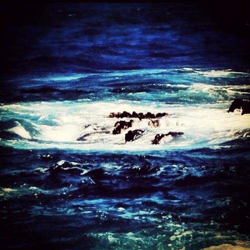 Ocean Black Hole by @MySoDotCom