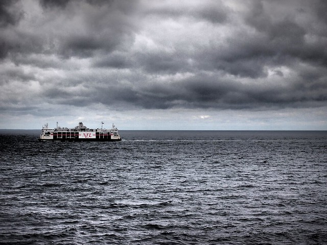 Northumberland Ferry from PEI