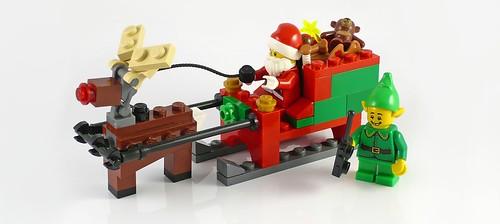 40059 Santa's Sleigh B06