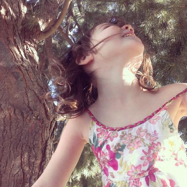 Climbing trees... #endlesssummer