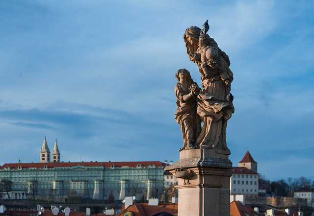 Statues of Charles Bridge