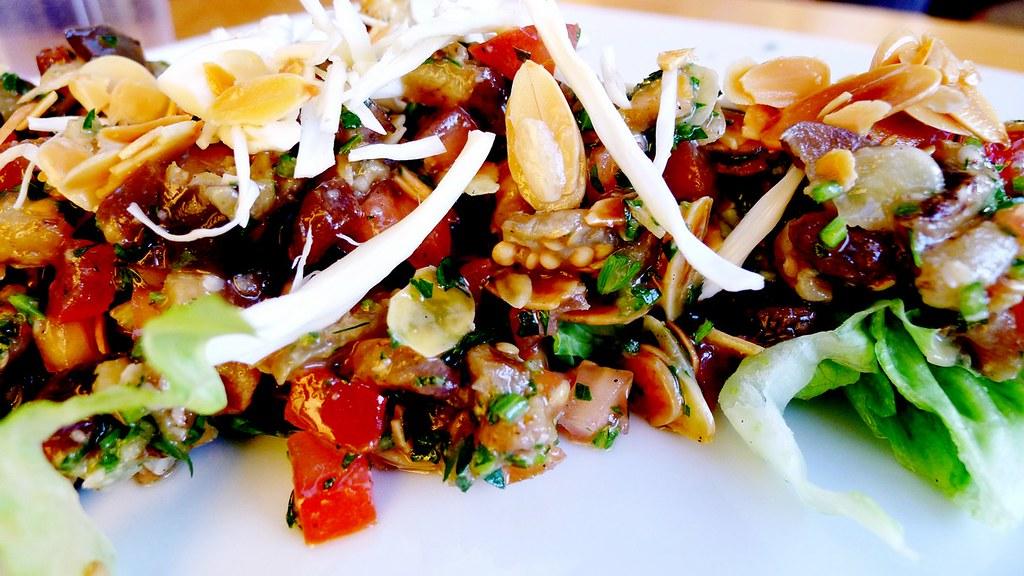 Tamam Fine Palestinian Cuisine Vancouver Hastings