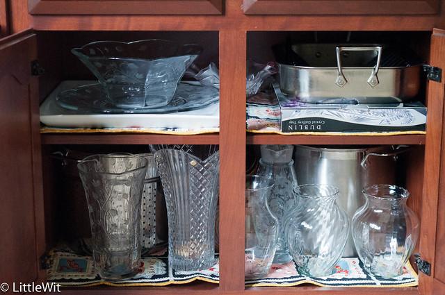 Sideboard center cabinet