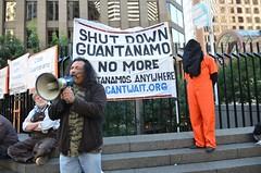 NSA Snowden Bradley Manning Guantanamo protest at Senator Feinstein's office