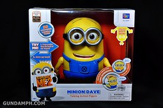 Talking Minion Dave by ThinkWayToys Review (1)
