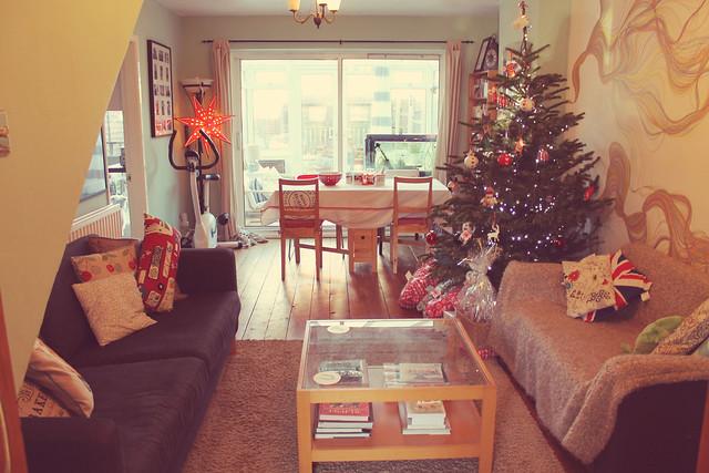 Christmas room