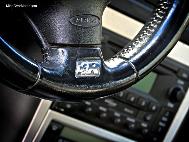 2004 Volkswagen Mk4 Golf R32 Steering Wheel by Mind Over Motor