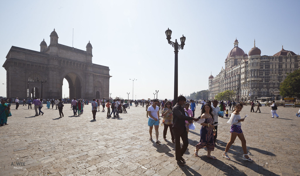 Gateway to India and Taj Mahal Hotel
