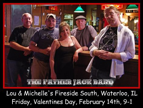 The Father Jack Band 2-14-14