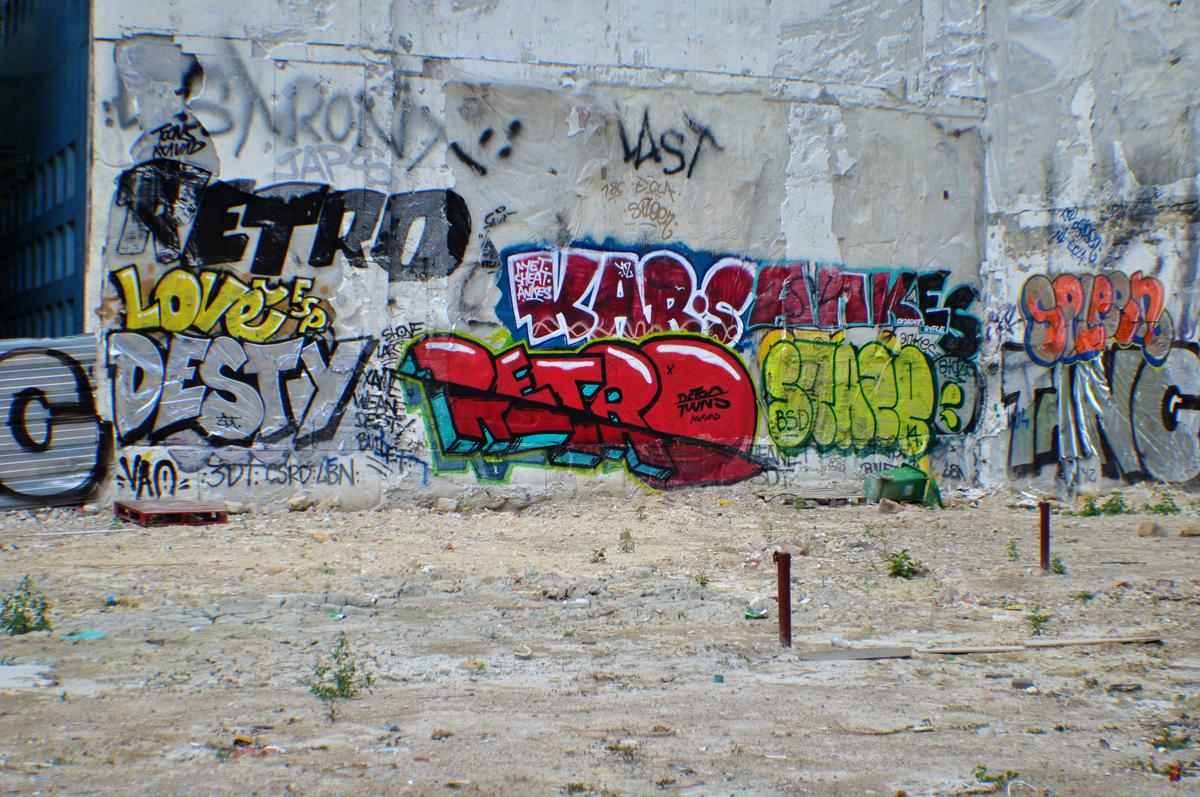 Retro x2 Desty Lové Kar.S Staze Ankes Spleen Tanc
