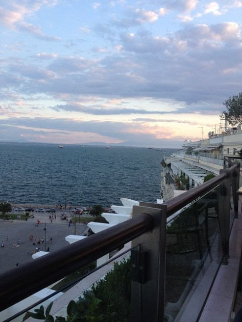 View from the Electra Palace Hotel Roof Garden