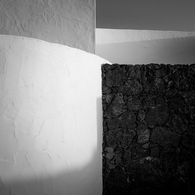Abstract wall