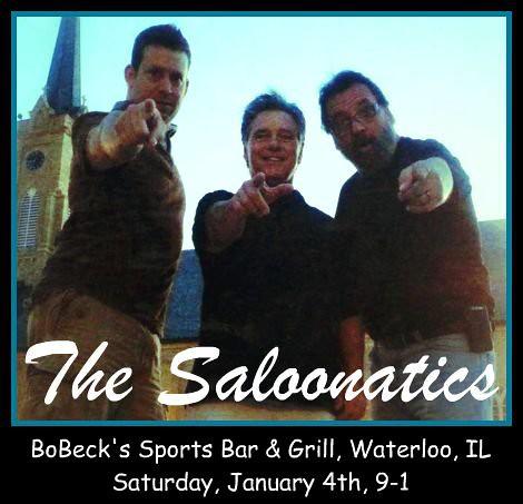 Saloonatics 1-4-14