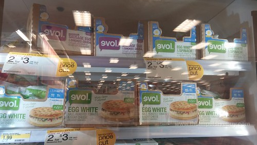 evol Breakfast Sandwiches