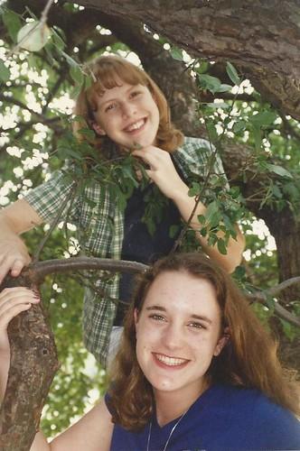 Bobbie and Marci - 1997