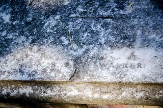 A. S. Walker Signature