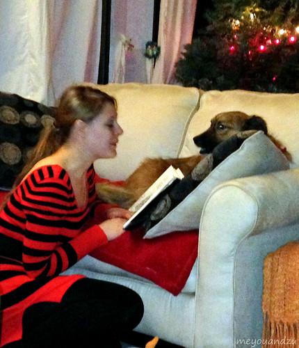 Christmas Eve reading