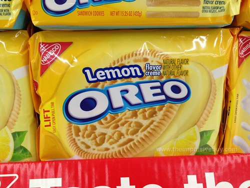 Nabisco Lemon Oreo
