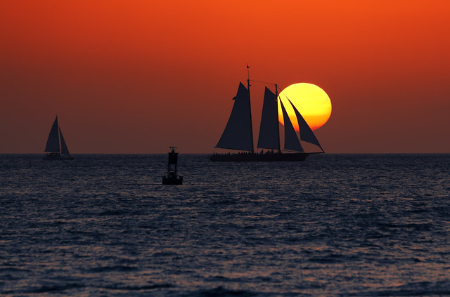 Sunset Sail 5