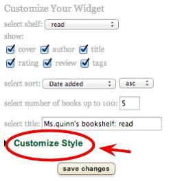 Custom Widget Tutorial #6