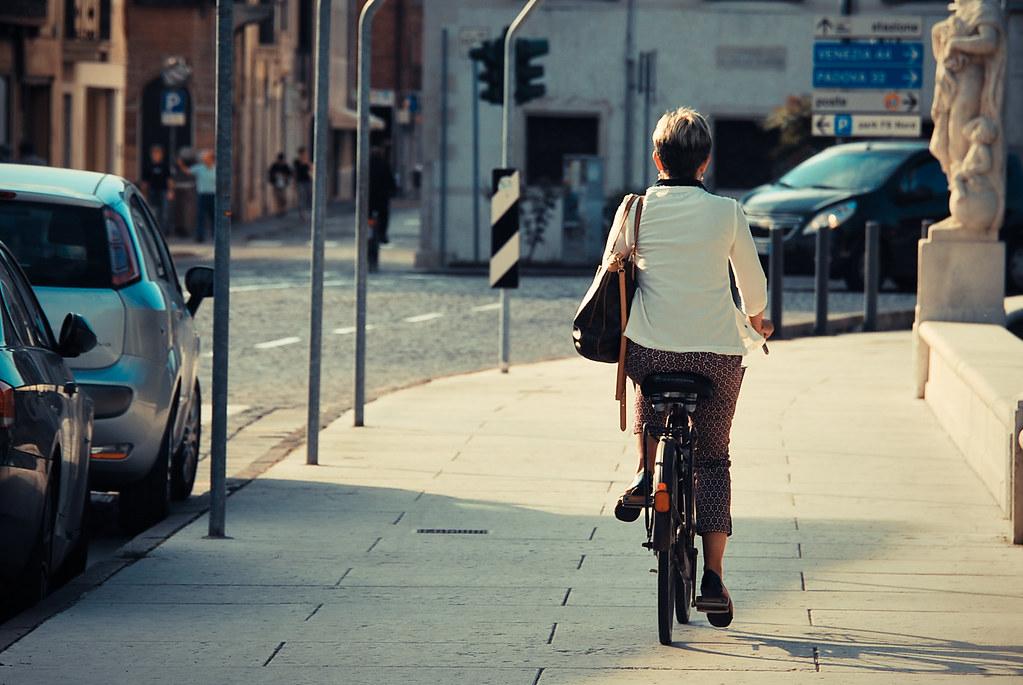 Castelfranco Veneto, Bike