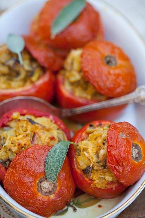 Stuffed Tomatoes 3