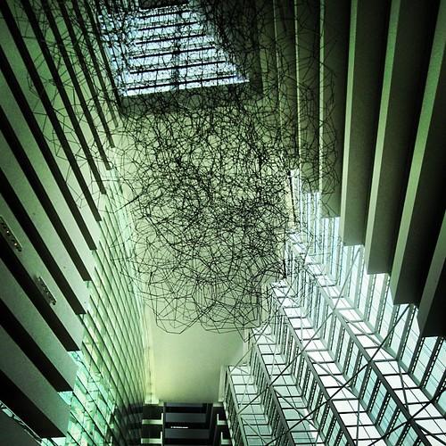 Atrium at Marina Bay Sands #singapore by @MySoDotCom