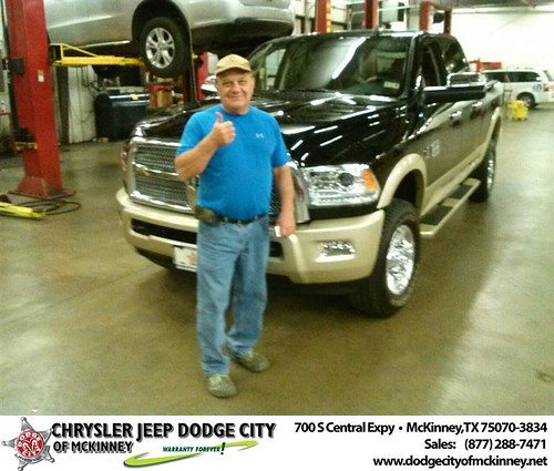 Thank you from everyone at Dodge City of McKinney! by Dodge City McKinney Texas