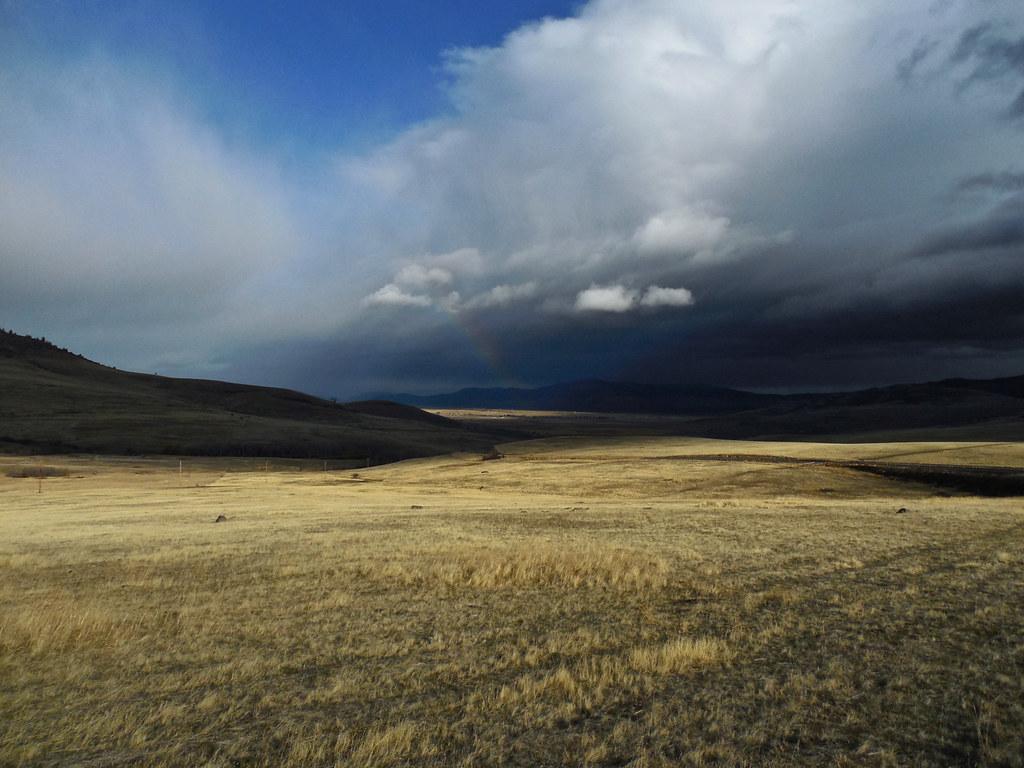 Hot Springs prairie
