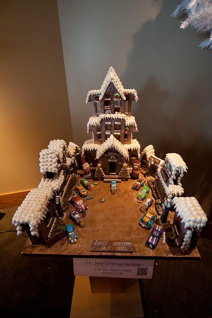Gingerbread House 2013-3550