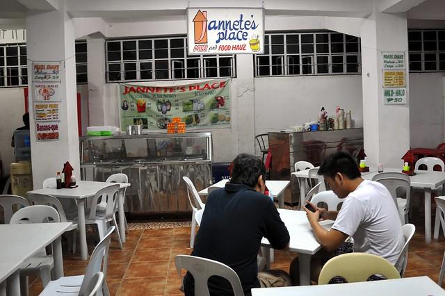 Jannete's Place, Batac