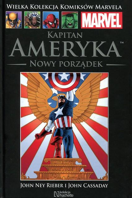 WKKM19 Kapitan Ameryka Nowy Porzadek
