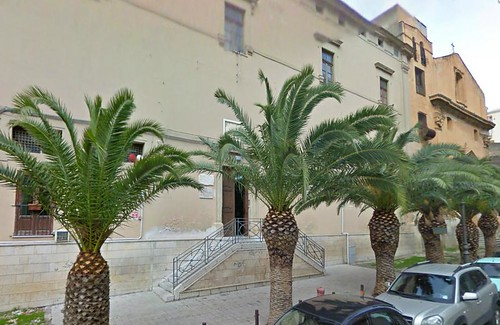 Cloisters of Santa Chiara