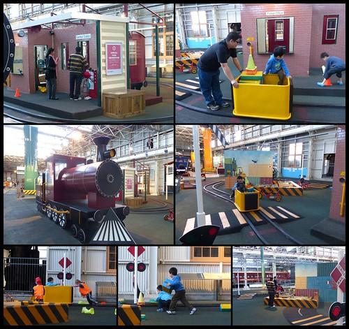 Rail Museum - Nippers Railway
