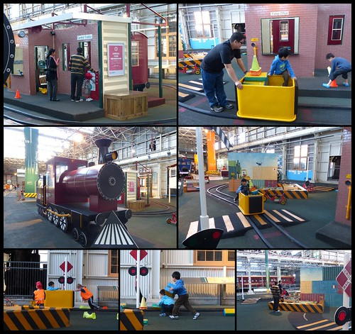 Rail Museum - Nippers Railway