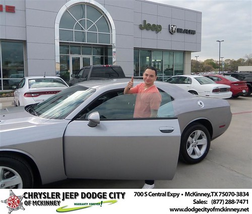 Happy Birthday to Agustin Cabrera from Joe Vasquez  and everyone at Dodge City of McKinney! #BDay by Dodge City McKinney Texas