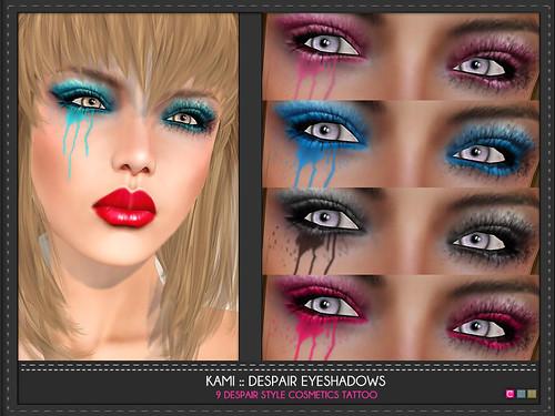 Kami Despair Eyeshadow