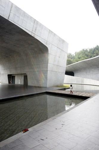 向山遊客中心(日月潭)