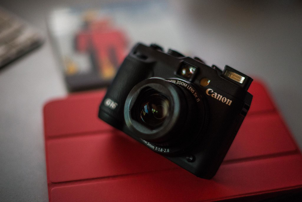 Canon G16 first look.