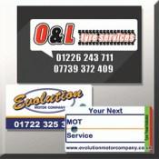 Plastic Business Cards-Elite Business Studio